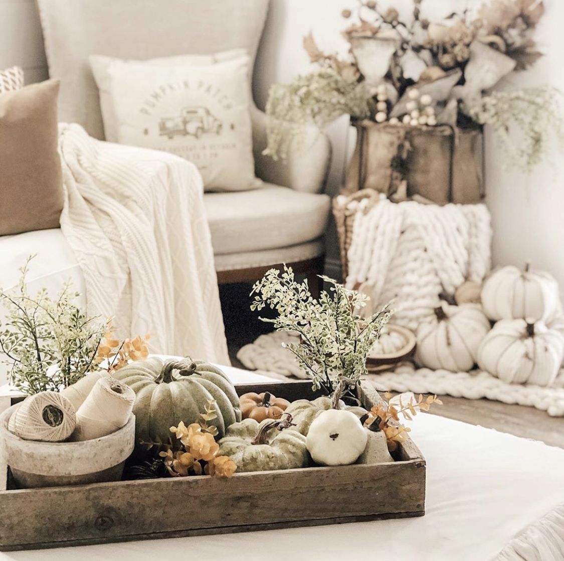 15 Fall Decorating Ideas To Spice Up Your Home Harvest Autumn Decor Tips